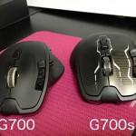 Logicool G700の後継機種、G700s ちょいレポ!